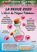 La revue 2020 L'Elixir du Mayeur Polamour...