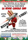 La revue 2019, Mission à Paulo