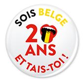 Sois Belge et Tais-Toi fête ses 20 ans