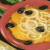 Salade d'oignons doux et oranges